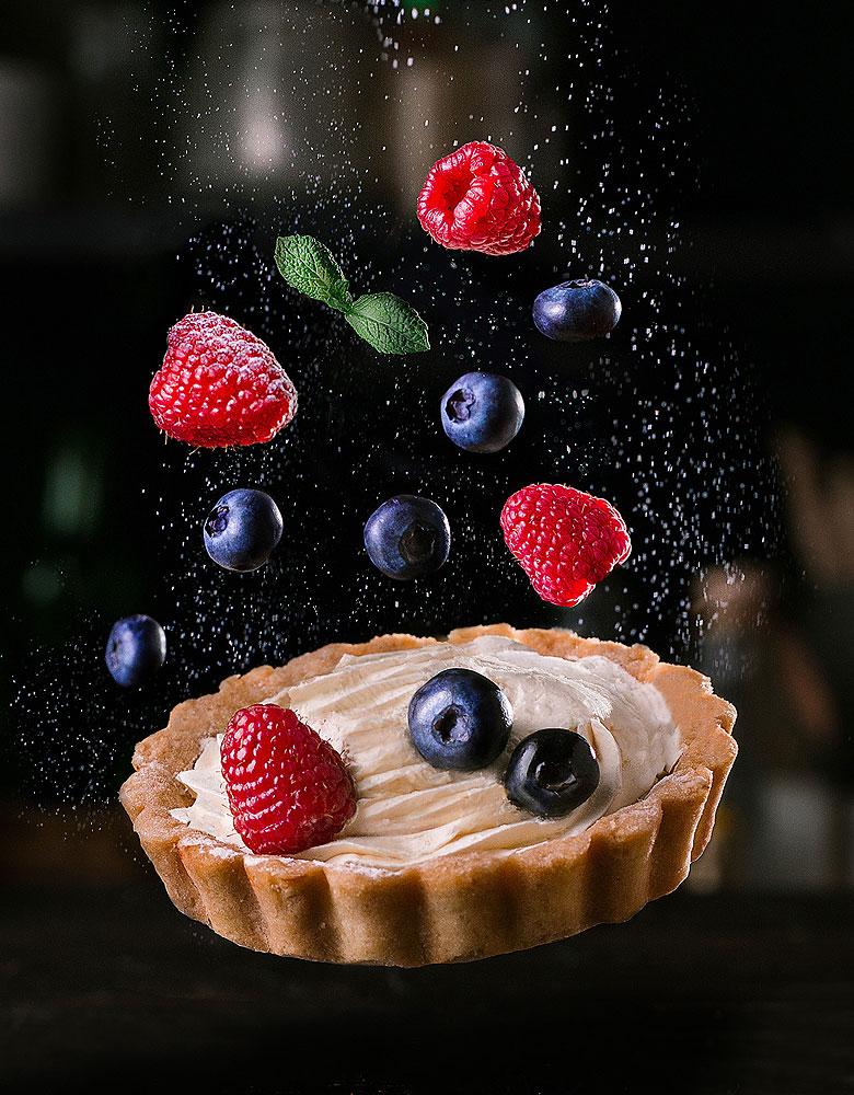 Sweet Berry Pie
